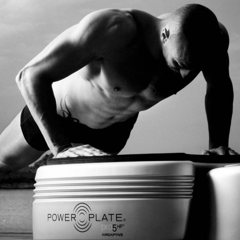 CAMPAGNE POWER PLATE