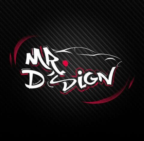 LOGO MR DESIGN