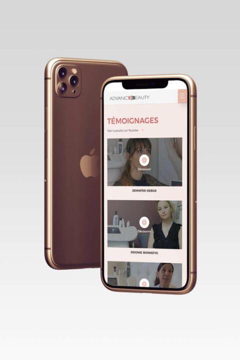 mobile advance beauty