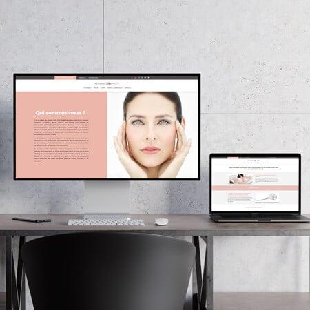 web advance beauty 1